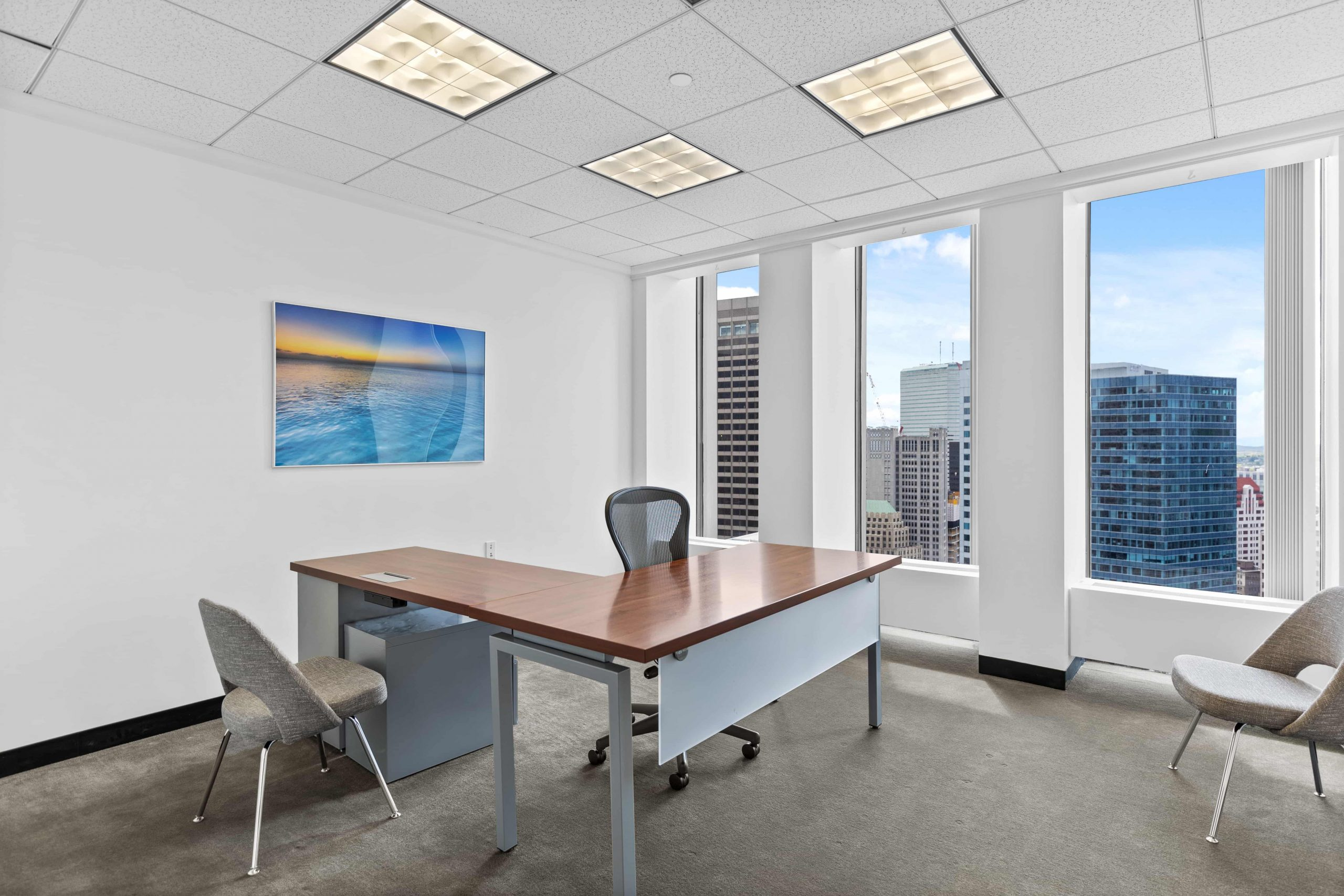 One Boston Place Day Office