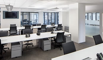 large office space rental boston
