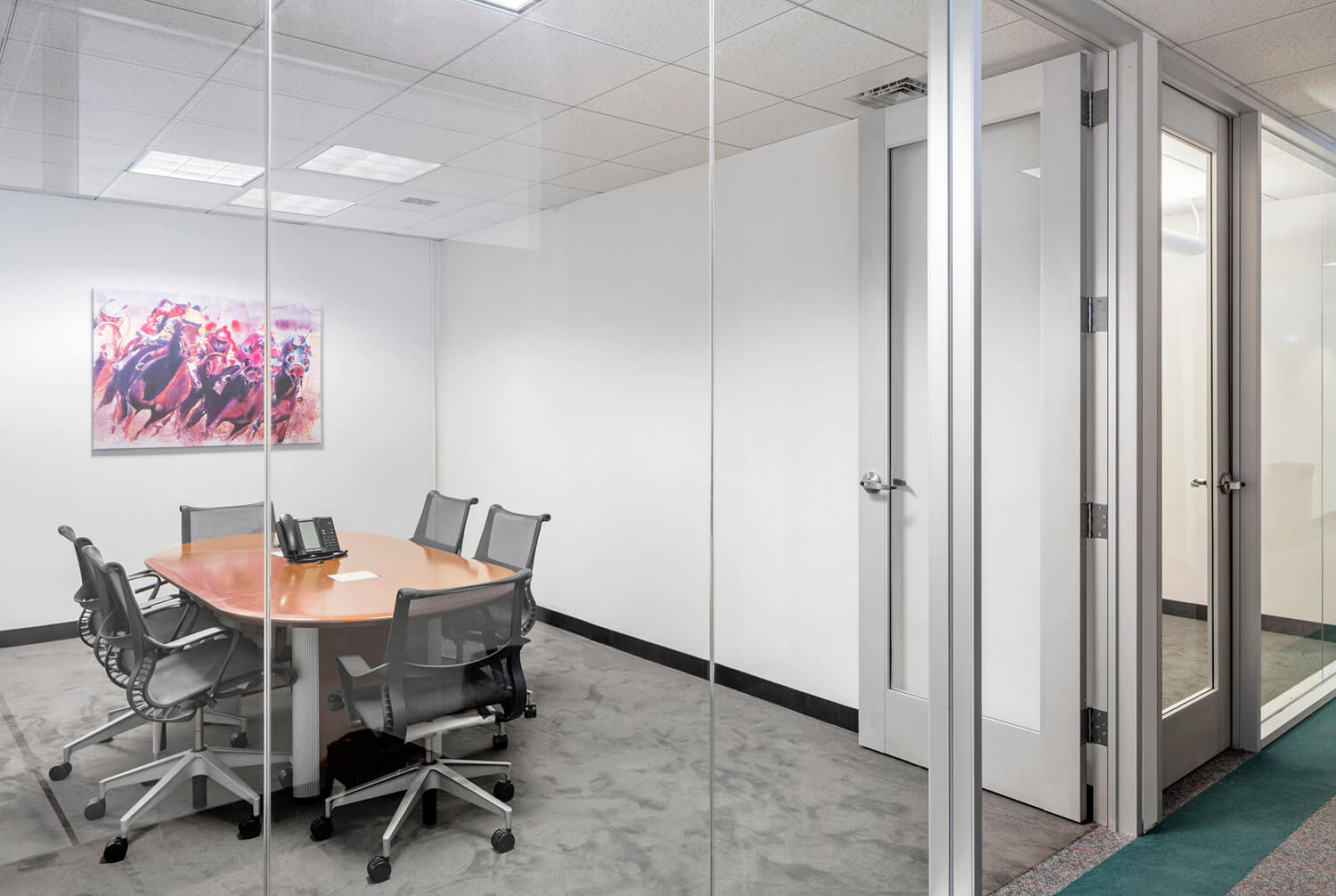 Boston Office Space Rental