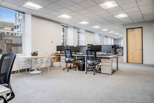 Large Team Suite Lease in Exchange Place, Boston, MA