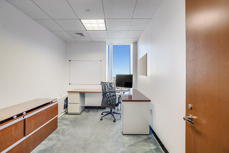 Window Office at One Boston Place
